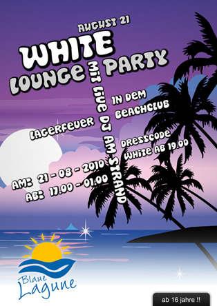 White Lounge Party